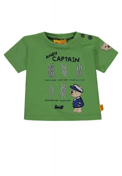 Jungen-Shirt-grün-Matrose-Steiff-6913501-front