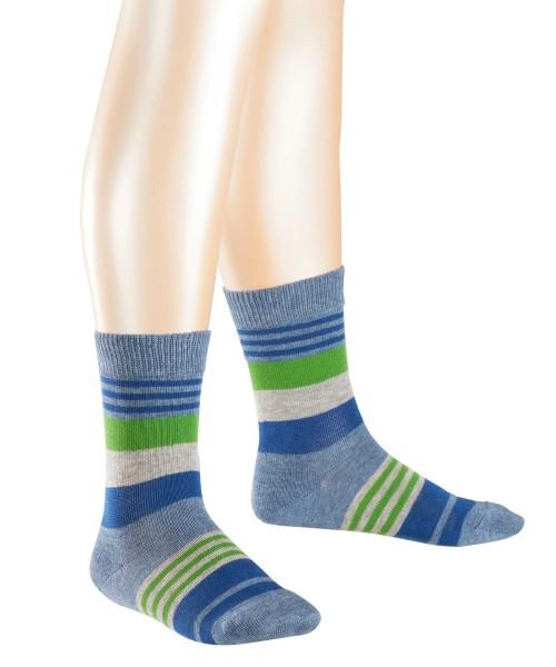 Jungen-Socken-gestreift-Falke-2080-6660-front1