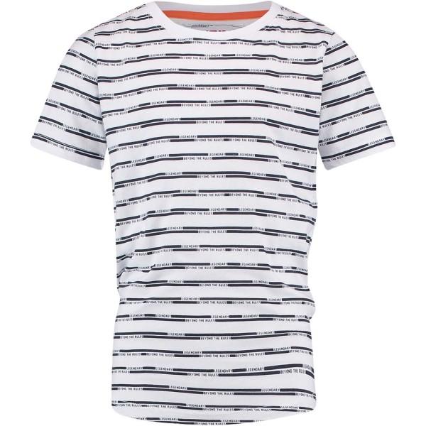 Jungen-T-Shirt-Hyan-weiß-gestreift-Vingino-30021001-front