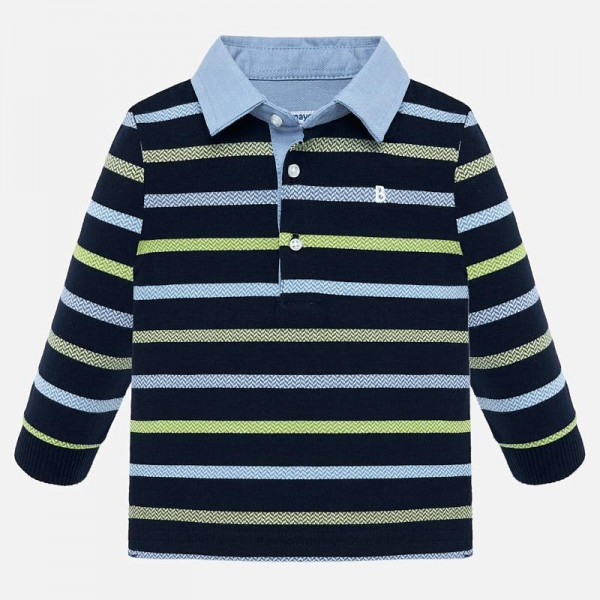 Kinder-Langarmshirt-marine-gestreift-mayoral-2108057-front