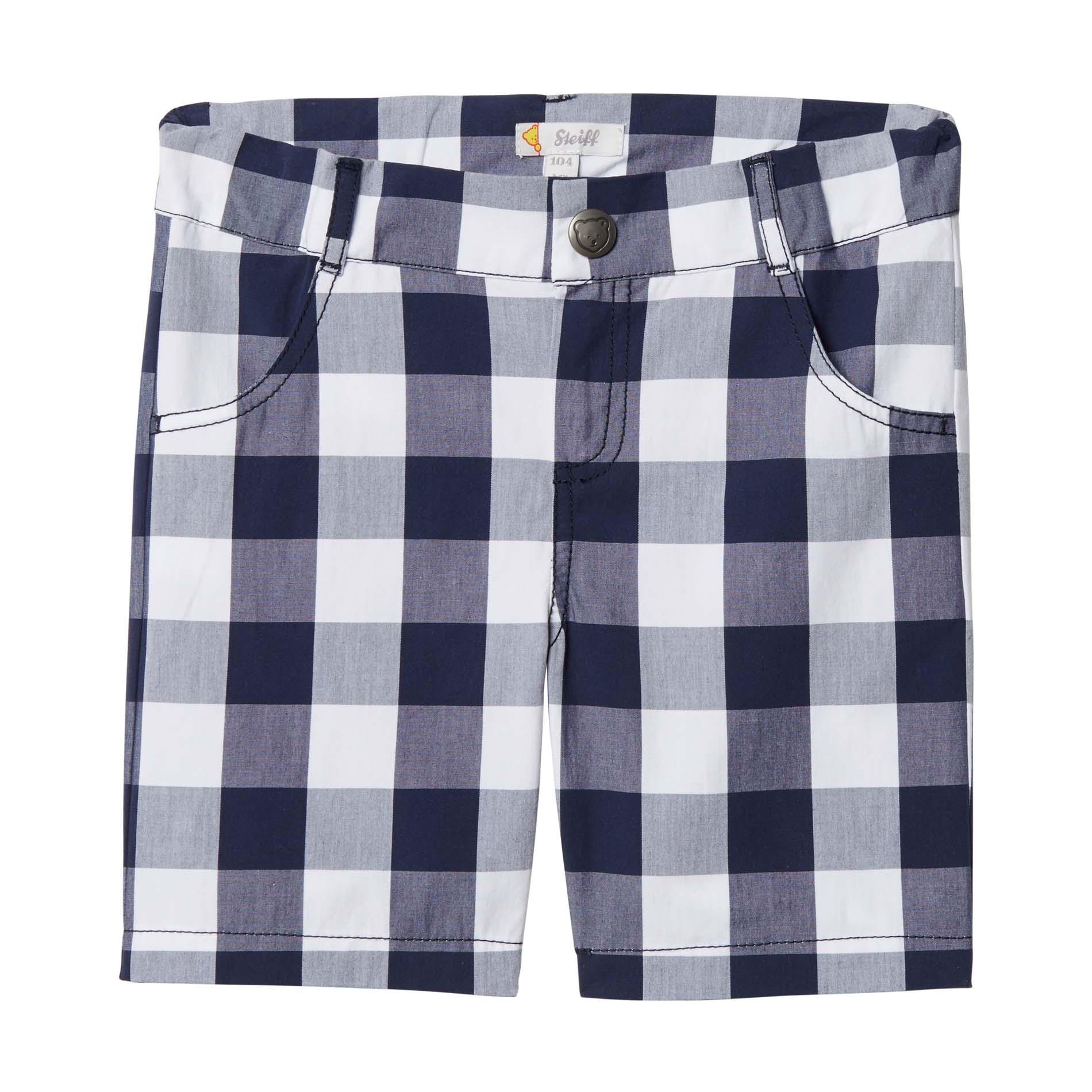 Einfarbige Sweatshorts f/ür Kinder Spring/&Gege Jungen Baumwoll Strick Shorts 2er-Pack