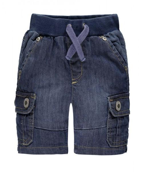 Kurze-Hosen-für-Jungen-blue-denim-Steiff-6713525-front