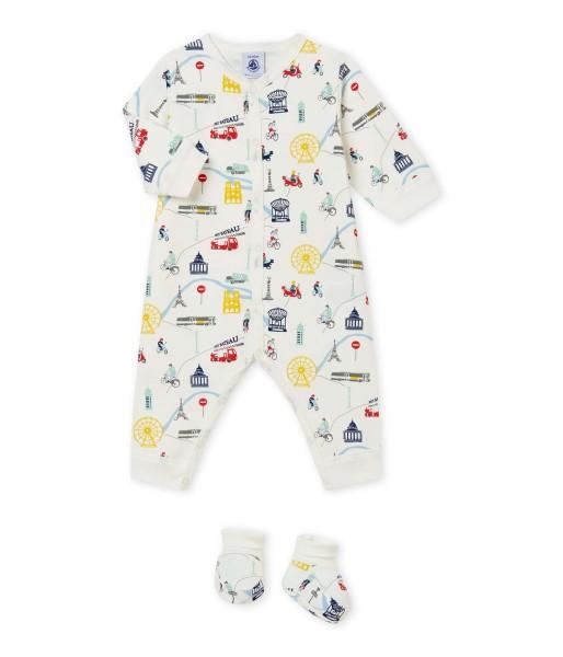 Baby-Strampler-Junge-weßs-Allover-Paris-Print-4367501-front