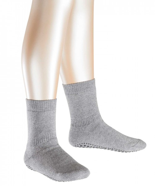 Anti-Rutsch-Socken-Kinder-grau-Falke-10500-3400