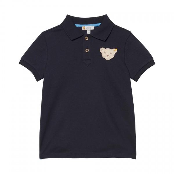 Jungen-Shirt-Polo-marine-Steiff-l001912105-front
