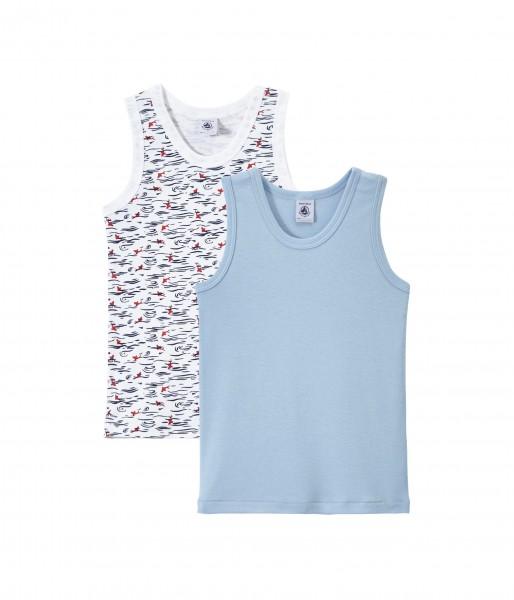 Petit-Bateau-Jungen-Unterhemden-im-Doppelpack-in-hellblau-und-weiß-mit-Print-28125-00-1FRONT.jpg