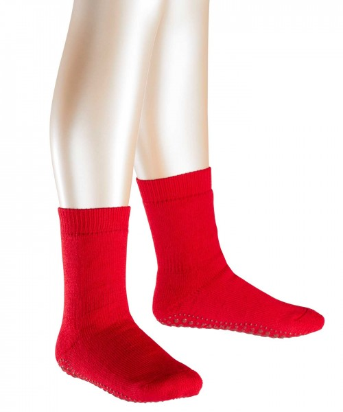 Anti-Rutsch-Socken-Kinder-rot-Falke-10500-8150