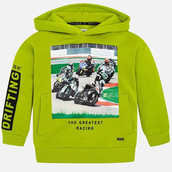 Jungen-Sweatshirt-grün-MOTORRACE-mayoral-4440-30-front