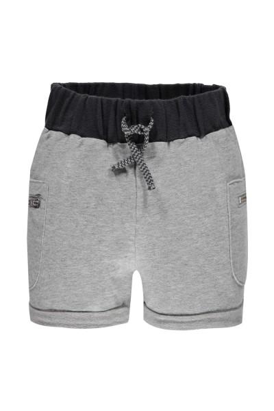 Kurze-Hose-für-Jungen-grau-Bellybutton-1763555-front