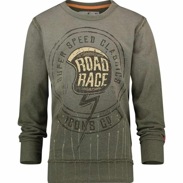 Jungen-Sweatshirt-Noud-olivgrün-Vingino-34003200-front