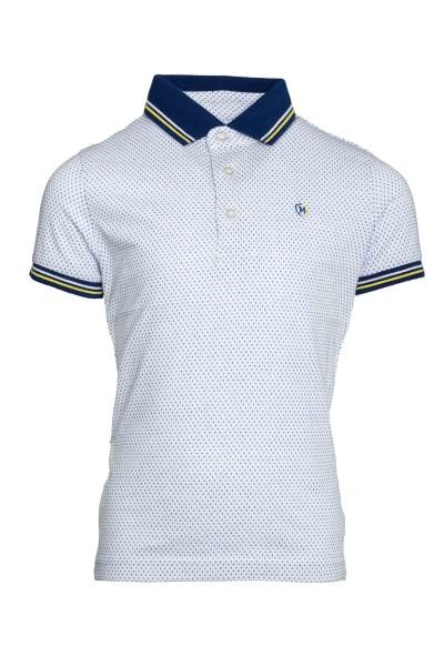 Jungen-T-Shirt-weiß-blau-gemustert-mayoral-3107022-front