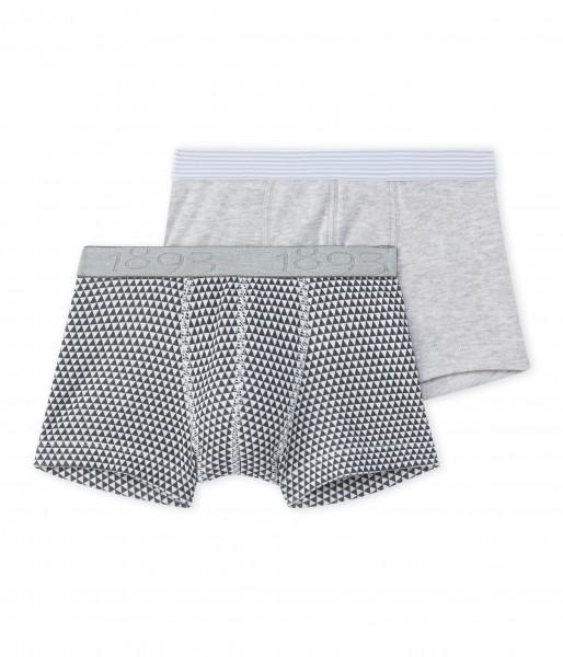 26460-00-Petit-Bateau-Jungen-Boxershorts-im-Doppelpack-in-grau-melange-und-schwarz-weiss-gemustert-1FRONT.jpg