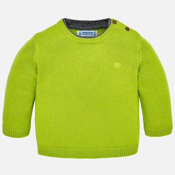 Jungs-Pullover-apfelgrün-mayoral-35152-front