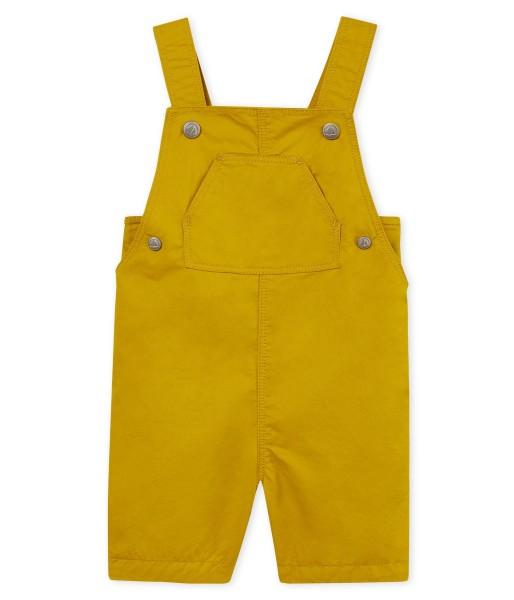 Baby-Latzhose-ocker-Petit-Bateau-47123-03-front