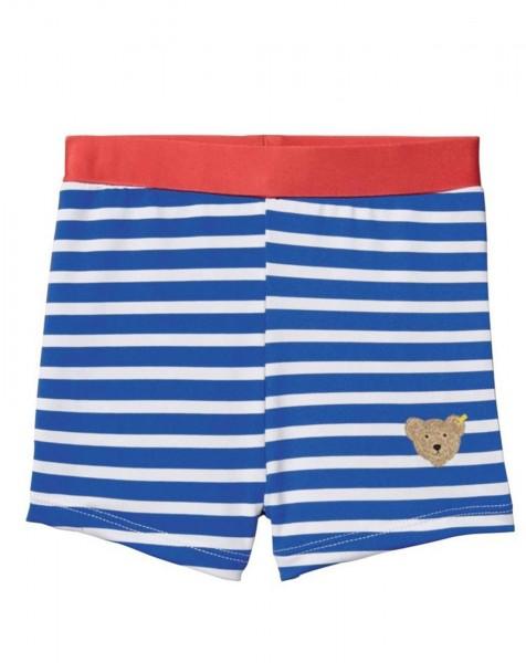 Badehose-für-Jungen-blau-weiß-Steiff-l001913512-front