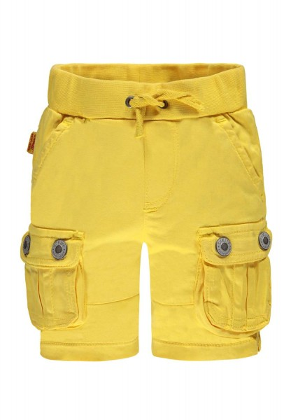 Kurze-Hose-für-Jungen-gelb-Steiff-6713605-front