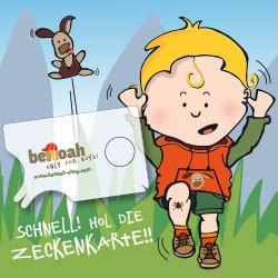 beNoah-Zeckenkarte