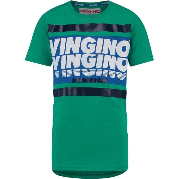 Jungen-T-Shirt-Hemo-grün-Vingino-30032216-front