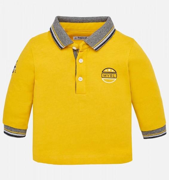 Kinder-Langarmshirt-gelb-mayoral-2110-28-Front