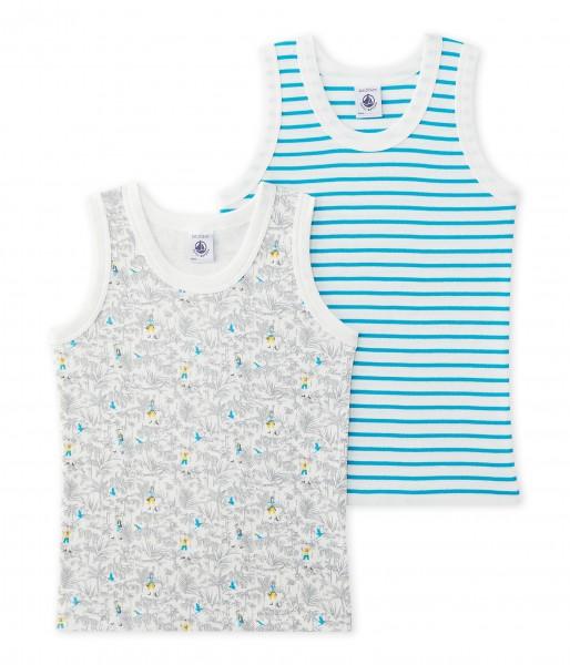 26119-00-Petit-Bateau-Jungen-Unterhemden-im-Doppelpack-mit-Allover-Print-und-Ringelstreifen-1FRONT.jpg