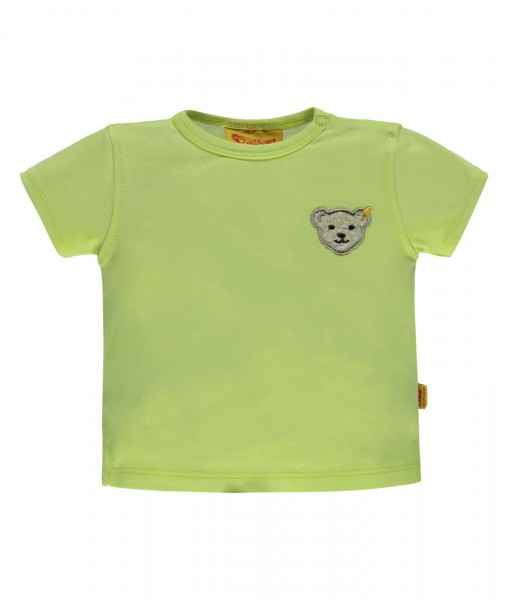 Jungen-Shirt-neongrün-Steiff-6833721-front