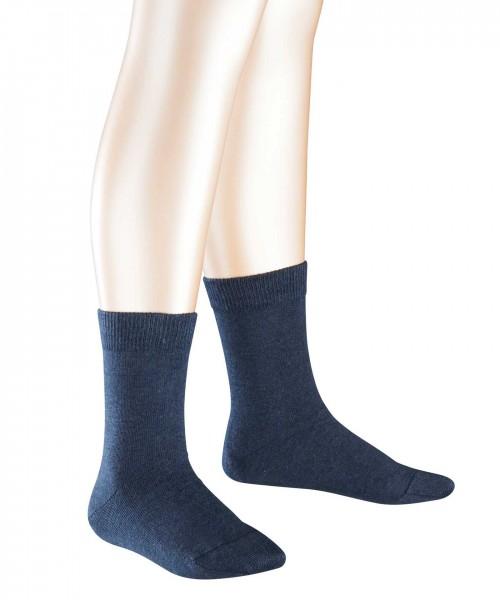 Jungen-Socken-navyblue-Falke-10645-6490