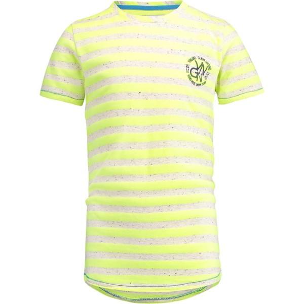 Jungen-T-Shirt-Hakan-neongelb-Vingino-30019300-front