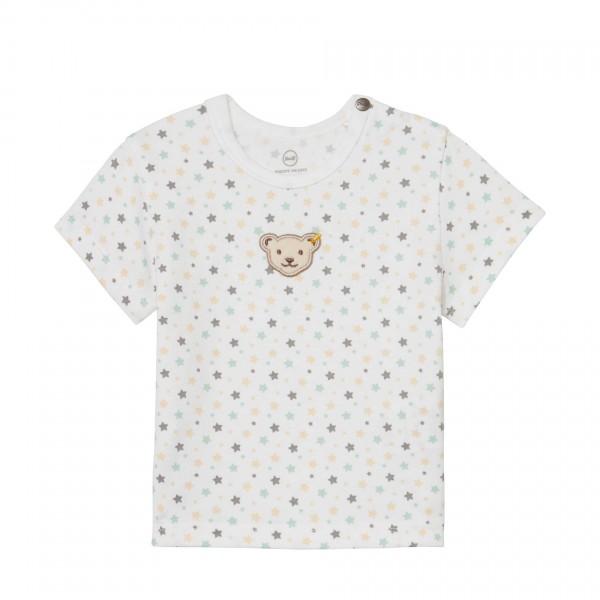 Baby-T-Shirt-Jungen-Sterne-Steiff-l001912504-front