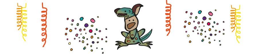 faschingskostuem-junge-dinosaurier