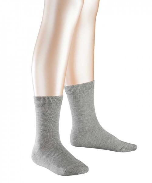 Jungen-Socken-grau-Falke-10645-3400