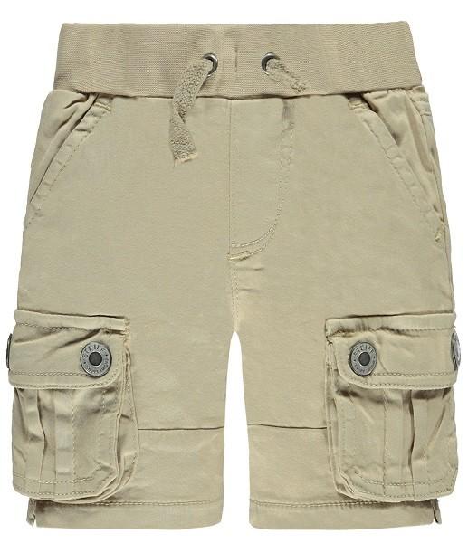 Kurze-Hose-für-Jungen-beige-Steiff-6713605-front