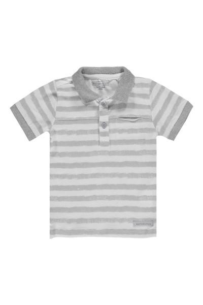 Jungen-Shirt-grau-weiß-Bellybutton-1763553-front