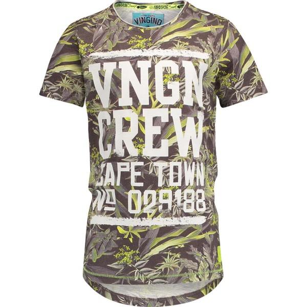 Jungen-T-Shirt-Hartogi-schwarz-Print-Vingino-30013950-front